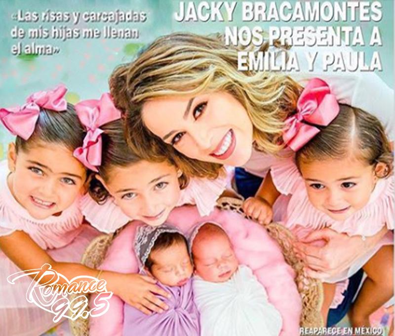 #EntérateQue Jacky Bracamontes