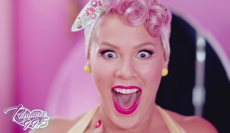 #EntérateQue Pink obtendrá se inmortalizará en el Paseo de la Fama de Hollywood
